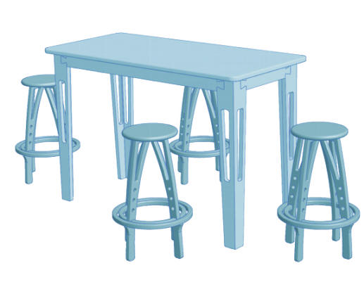 Axis_Table_and_Stools
